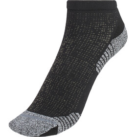 asics Ultra Light Quarter Socks, nero